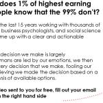 Free Sales Training Video – Joshua Gould